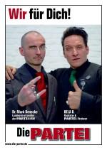 Dr. Mark Benecke und Bela B.
