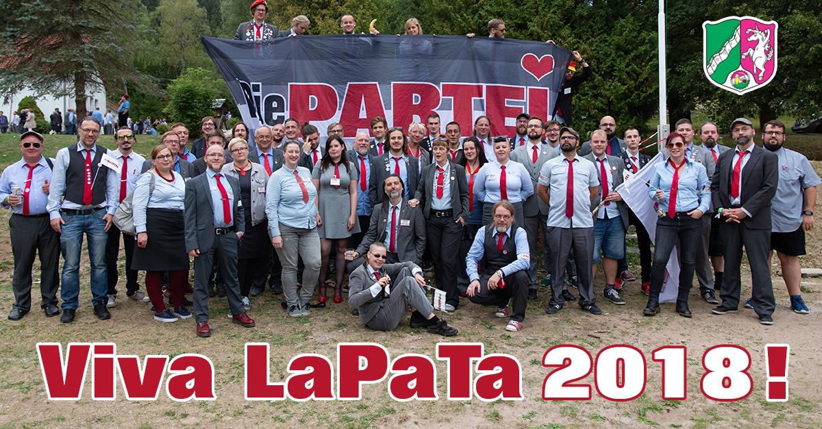 LandesPARTEItag 2018 in Bochum