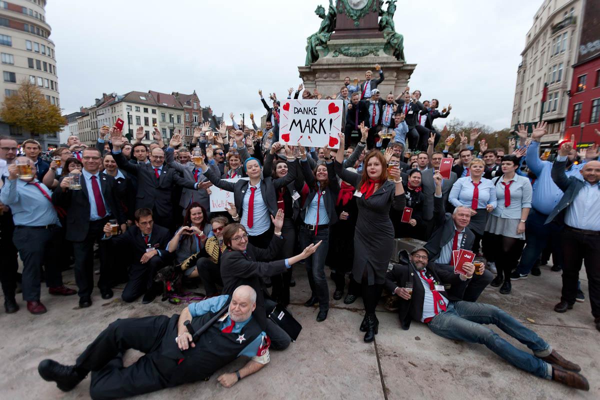 "Der Landes<span class =""xb"">PARTEI</span>tag 2019 in Brüssel"