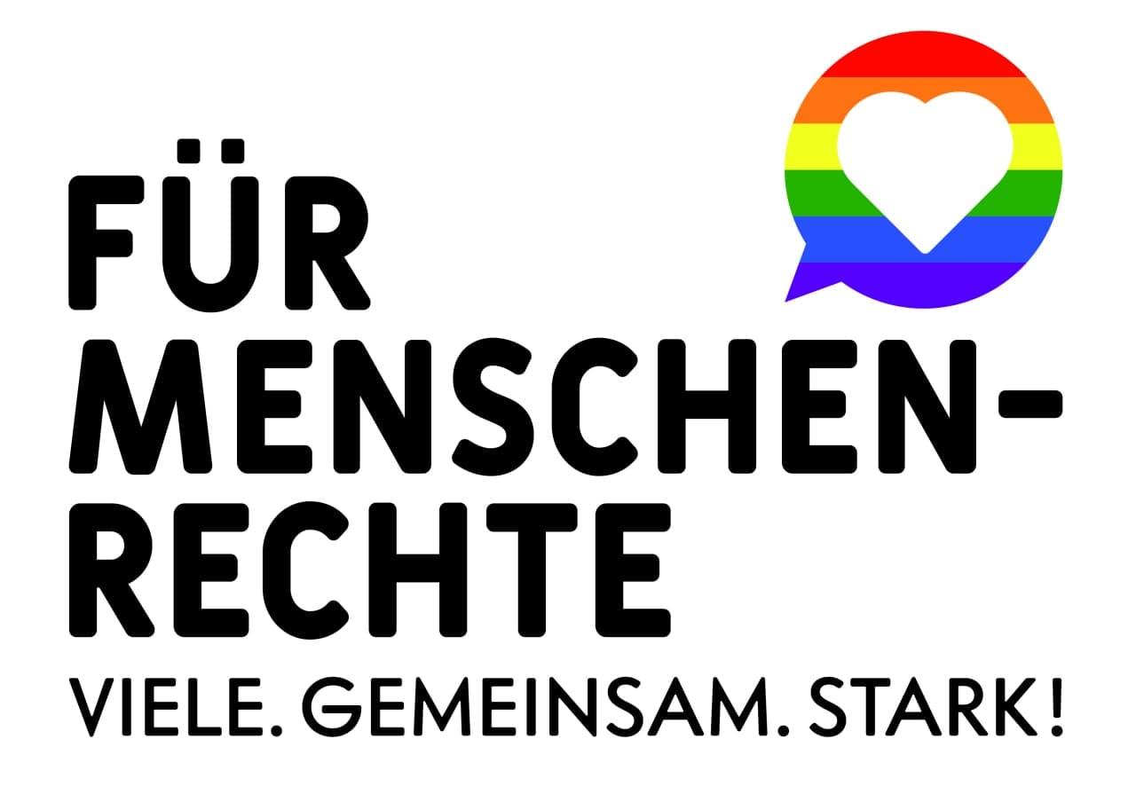 Die PARTEI auf dem CSD Köln.